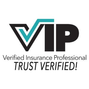 VIP Verified Insurance Professional logo